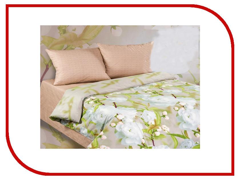 Постельное белье Экзотика 414 Комплект 1.5 спальный Сатин