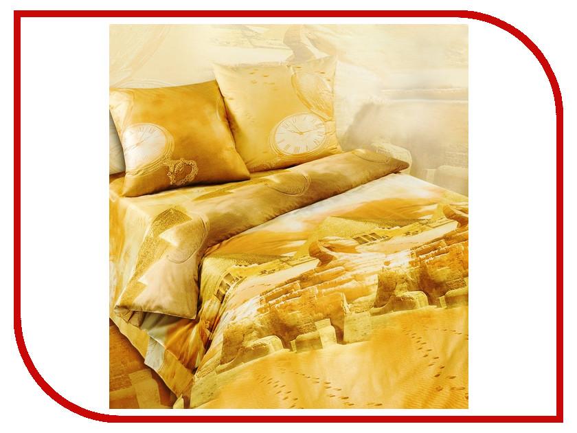 Постельное белье Экзотика 348 Комплект 2 спальный Сатин