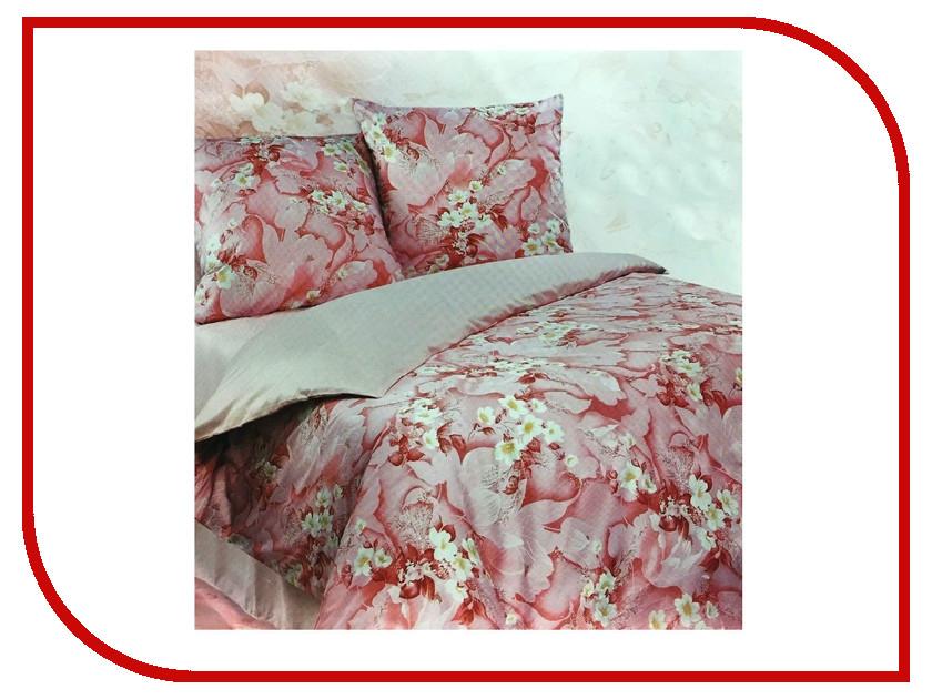 Постельное белье Экзотика Мальвина Комплект ЕвроСатин постельное белье экзотика реноме комплект евро сатин
