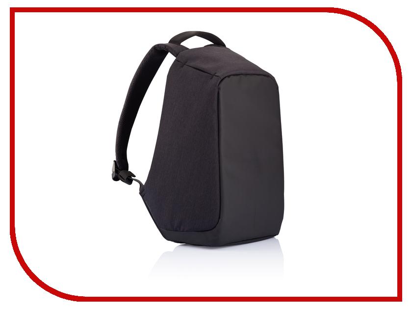 Рюкзак XD Design 15.0-inch Bobby Compact Black-Grey P705.541 аккумулятор xd design solar ladestation green p280 147