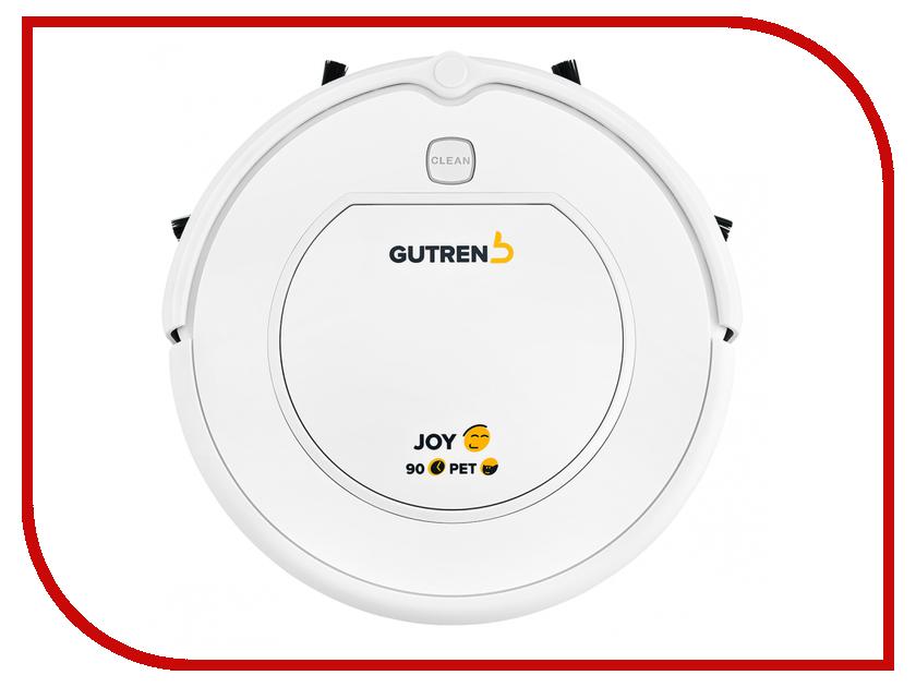 Пылесос-робот Gutrend JOY 90 Pet White