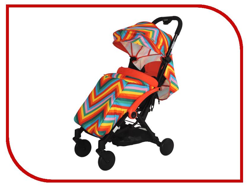 Коляска BabyHit Amber Zigzag Red babyhit cube linen red