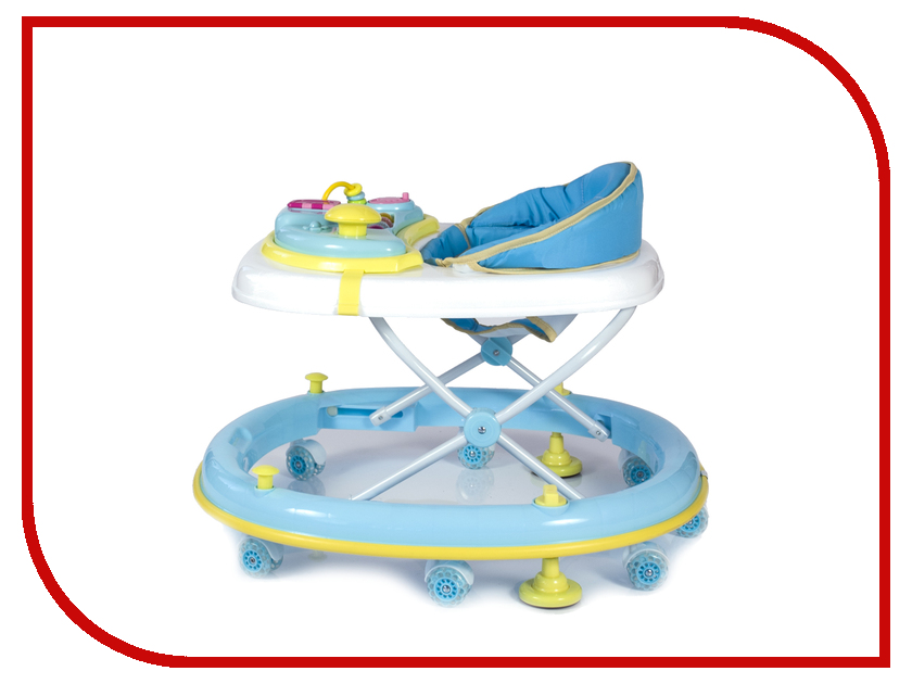 Ходунки BabyHit Clever Touch Blue