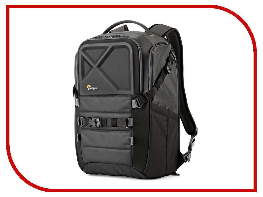 Рюкзак Lowepro QuadGuard BP X3 Black-Grey LP37090-PWW