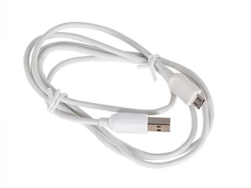 Аксессуар Belsis USB 2.0 A - MicroUSB 1.2m White BW1432W