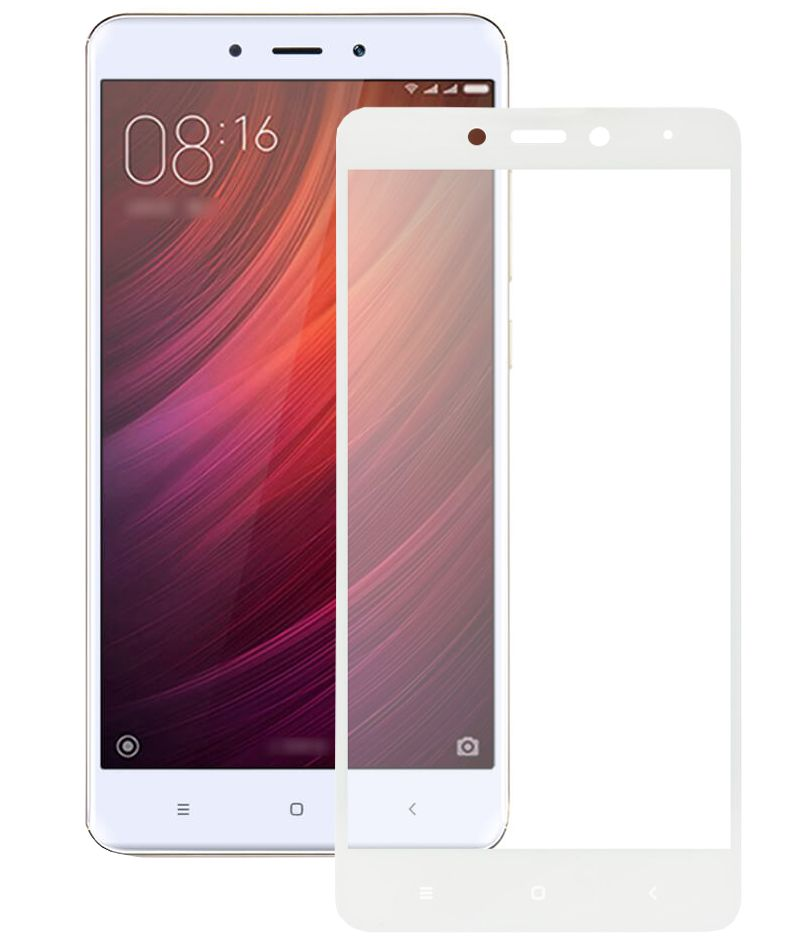Защитное стекло Innovation для Xiaomi Redmi Note 4X 2D Colorful White 10156