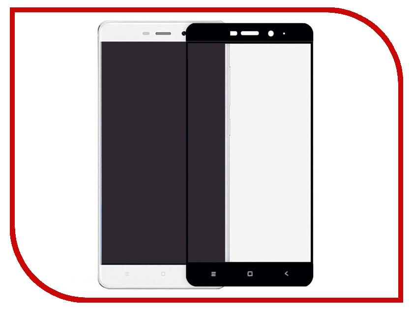 Аксессуар Защитное стекло Xiaomi Redmi 4 Innovation 2D Colorful Black 10145 аксессуар защитное стекло xiaomi redmi 4a monsterskin 2d colorful black
