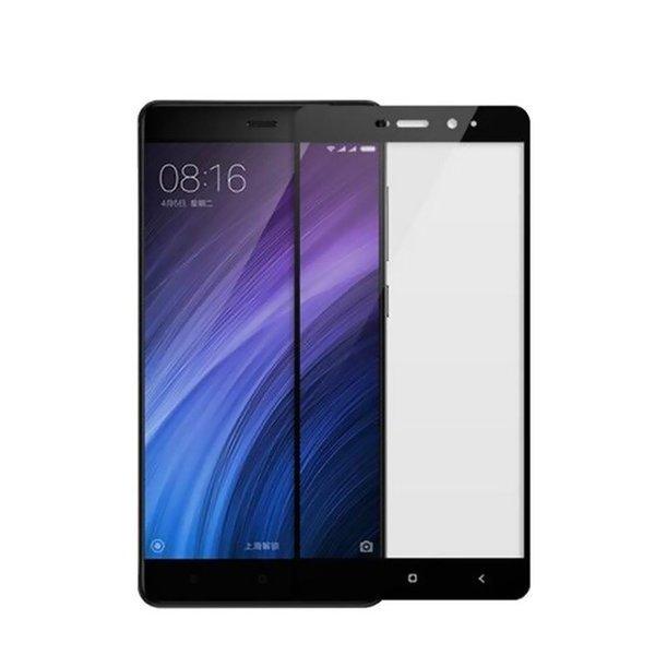 Защитное стекло Innovation для Xiaomi Redmi 4A 2D Colorful Black