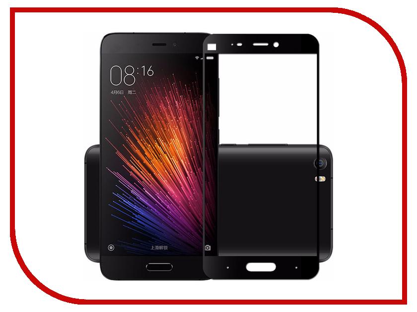 Аксессуар Защитное стекло Xiaomi Mi 5 Innovation 2D Colorful Black аксессуар защитное стекло xiaomi mi 5 monsterskin 2d colorful white