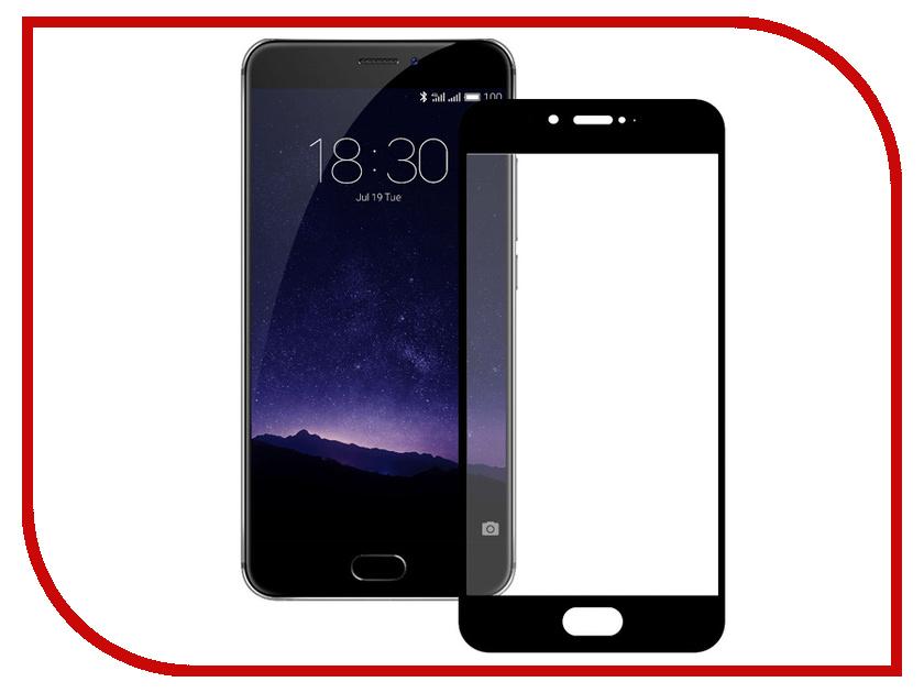 Аксессуар Защитное стекло Meizu Note 3 Innovation 2D Colorful Black