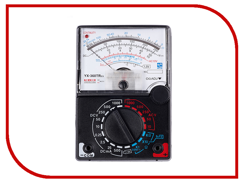 Мультиметр Sinometer YX360TRes
