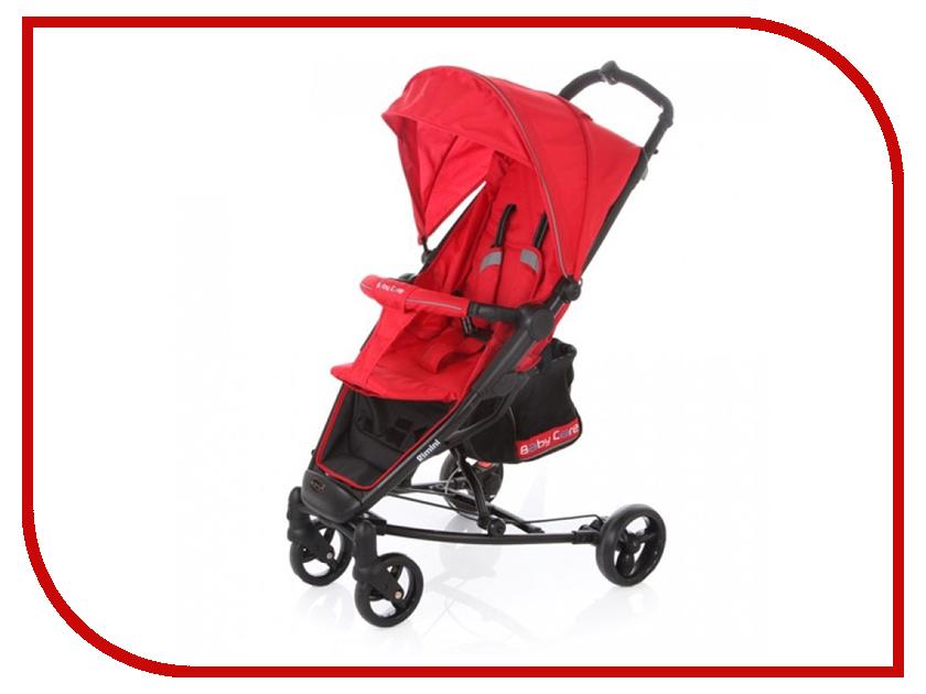 Коляска Baby Care Rimini S-401B Red аксессуар baby care набор светоотражающих накладок для коляски 2шт white