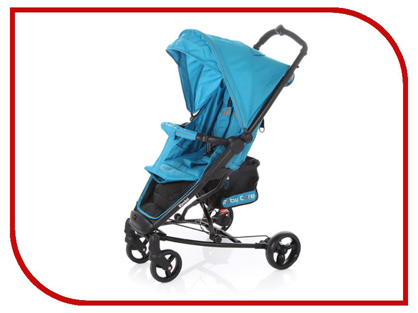 Коляска Baby Care Rimini S-401B Blue аксессуар baby care набор светоотражающих накладок для коляски 2шт white