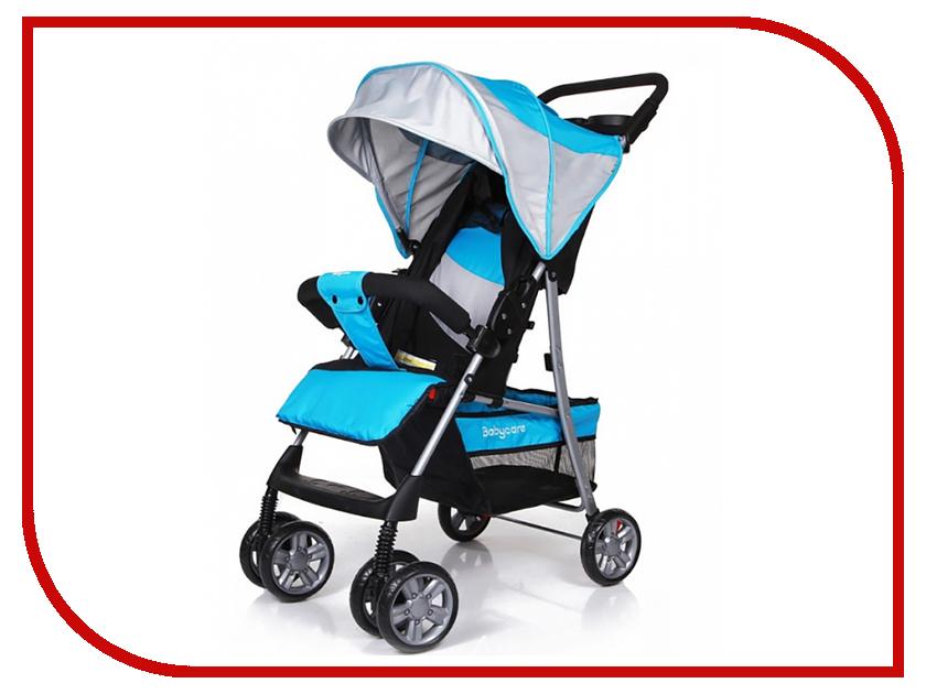 Коляска Baby Care Shopper BC005 Light Blue коляска baby care baby care прогулочная коляска shopper light blue