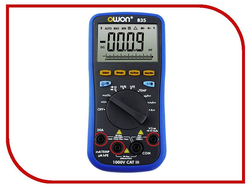 Мультиметр Owon B35