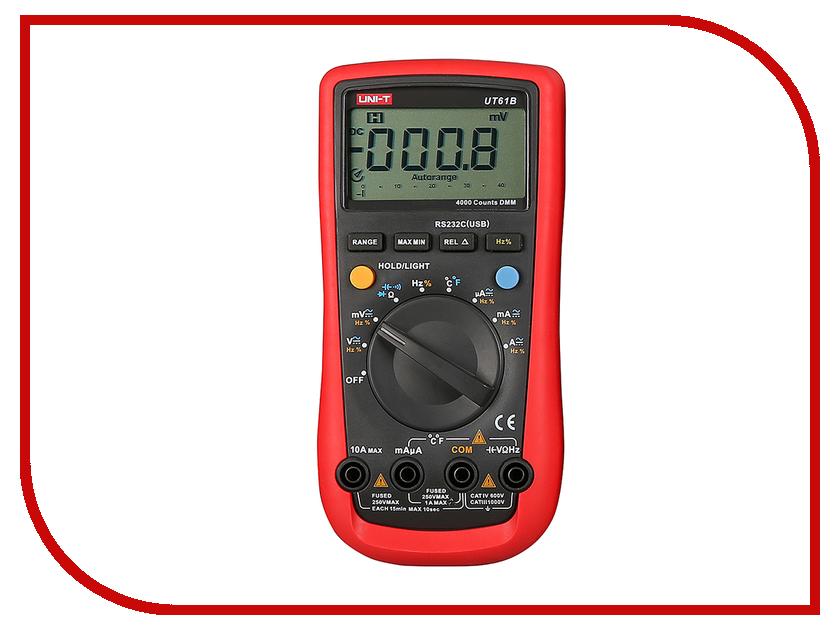 Мультиметр UNI-T UT61B uni uni t ut136b дешевый метр autoranging