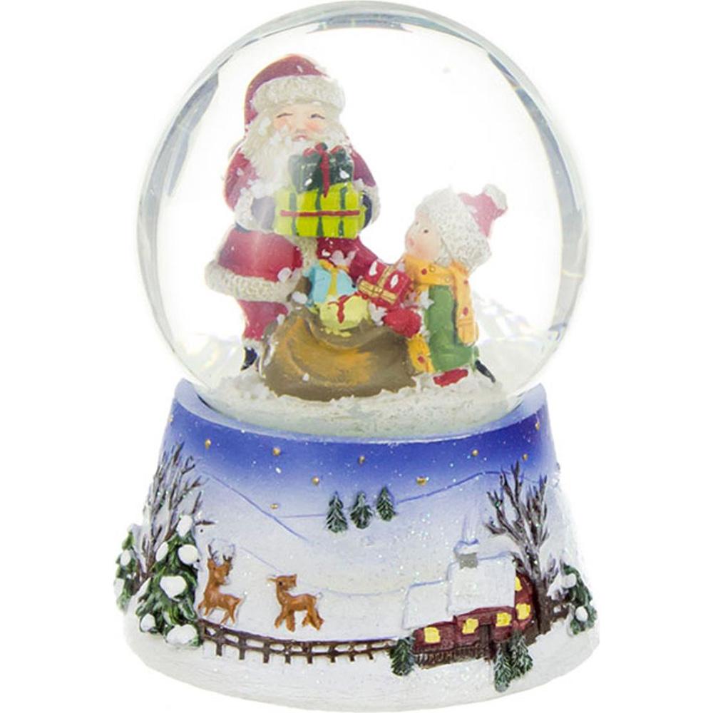 Снежный шар Lefard Новогодний 7x7x9cm 175-113