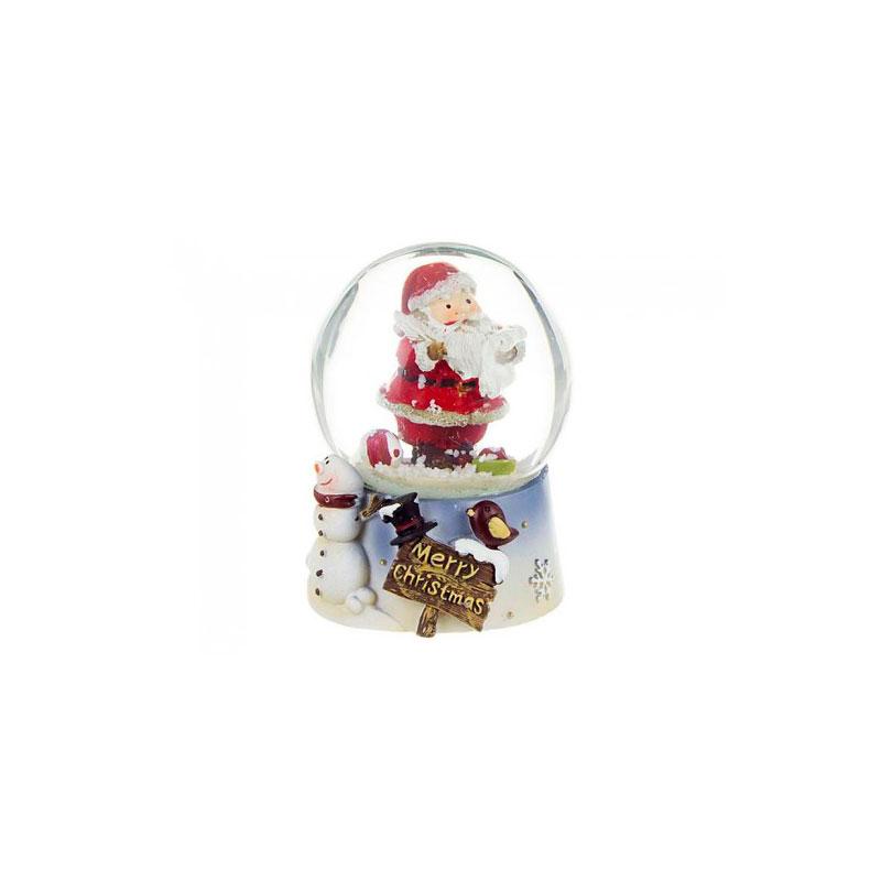 Снежный шар Lefard Новогодний 6.5x7x9cm 175-114