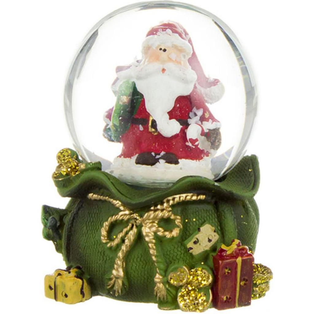 Снежный шар Lefard Новогодний шар 5.5x5x6.5cm 175-117 цена