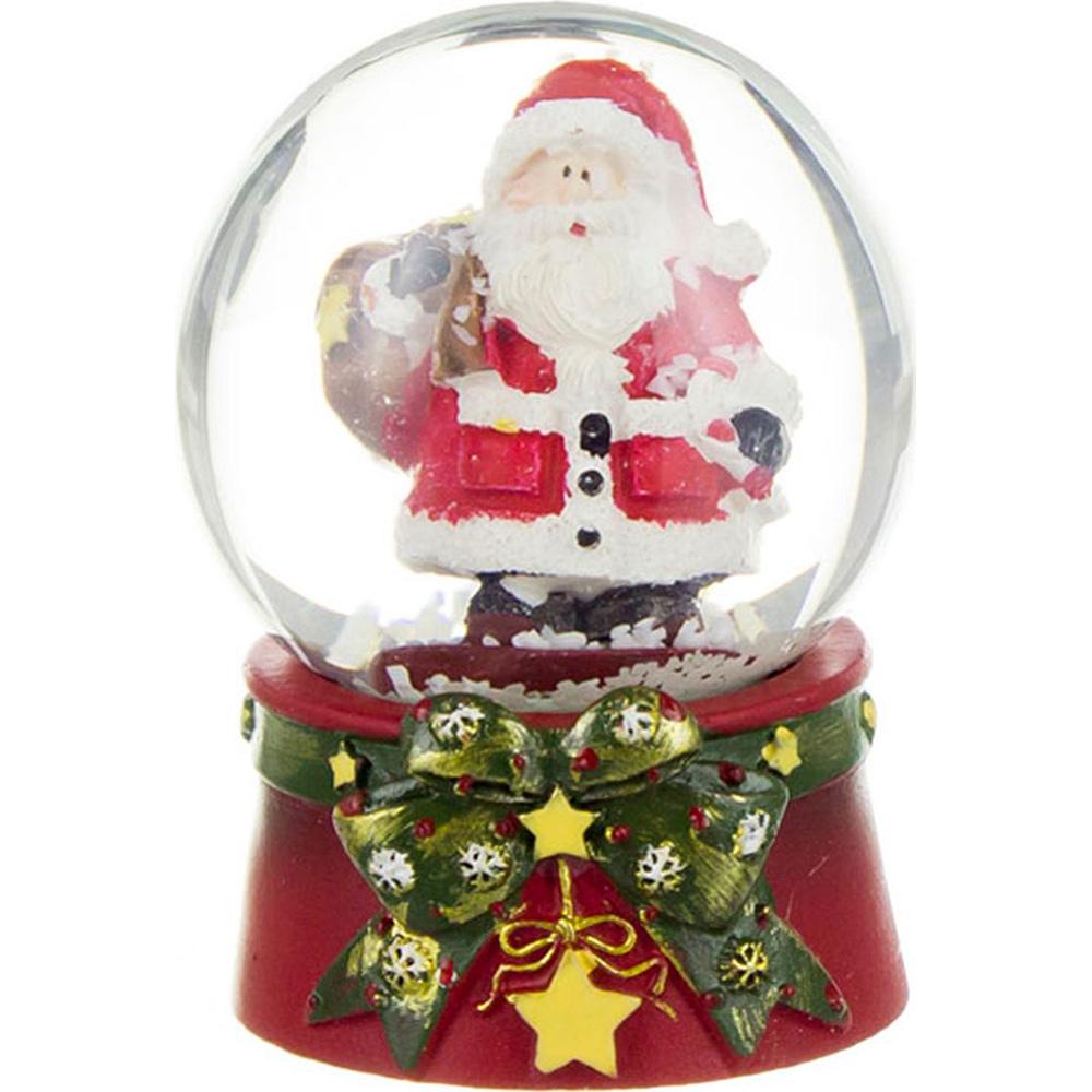Снежный шар Lefard Новогодний шар 4.5x4.5x6.5cm 175-118 цена