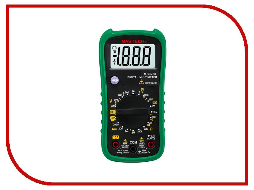 Мультиметр Mastech MS8238 цена