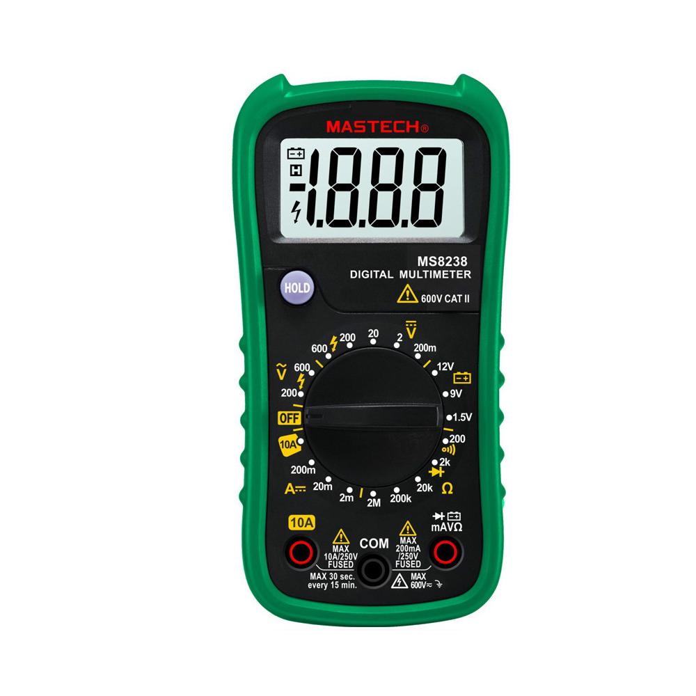 Мультиметр Mastech MS8238 цены