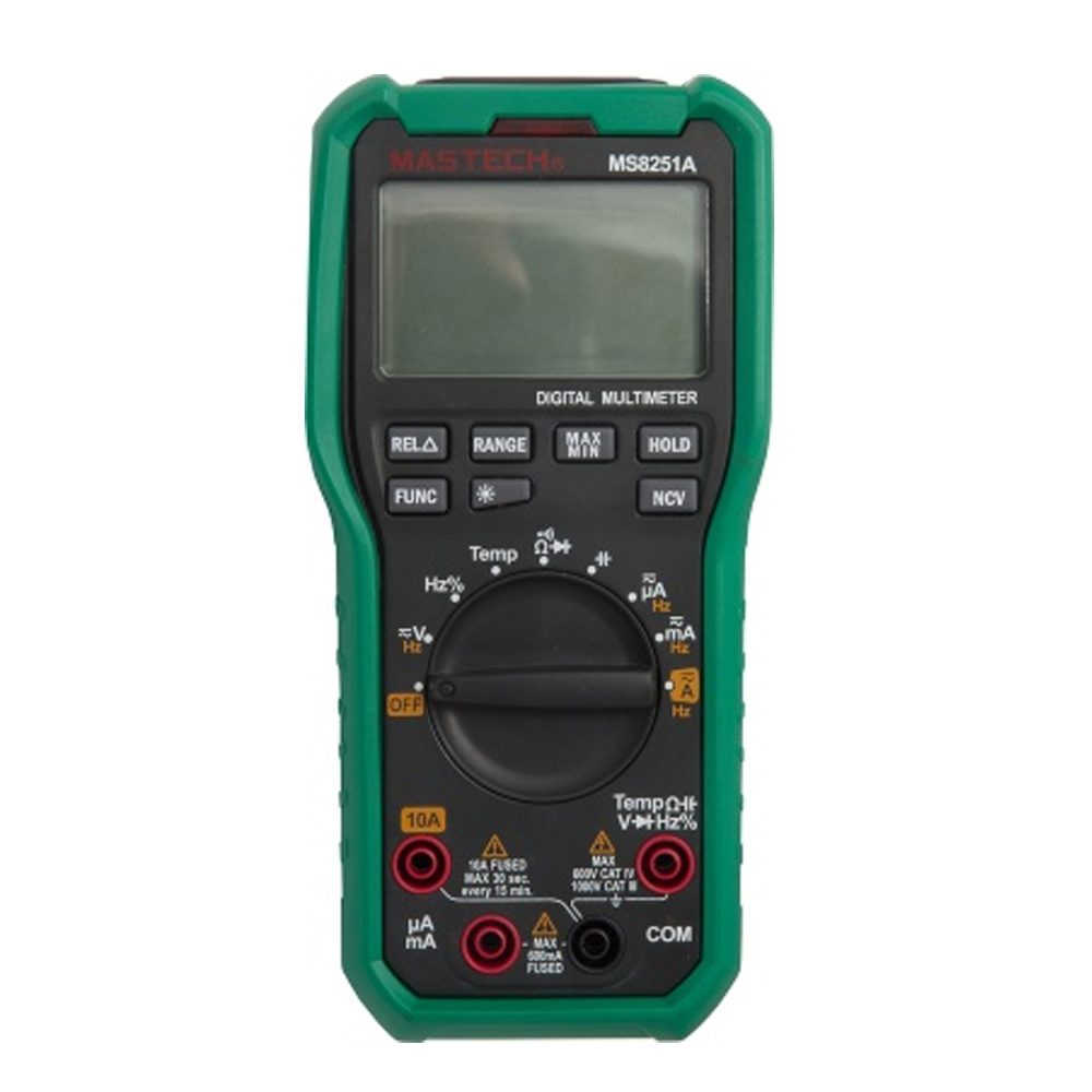 Мультиметр Mastech MS8251A цены
