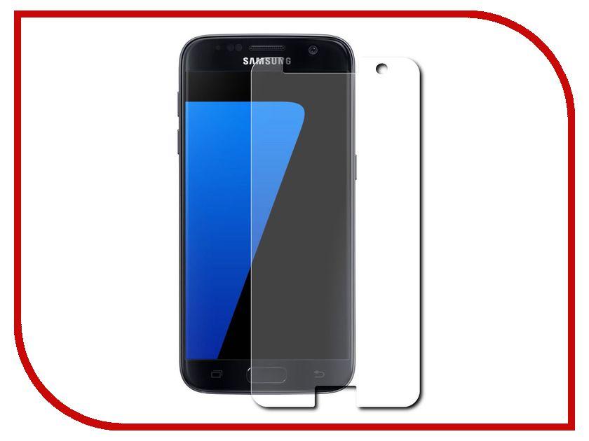 Аксессуар Защитная плёнка для Samsung Galaxy S7 Monsterskin Anti Blue-Ray аксессуар защитная плёнка monsterskin 360 s clear для apple iphone 6 plus