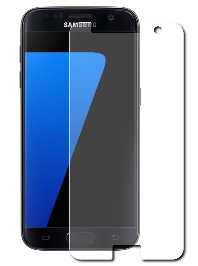 Аксессуар Защитная плёнка для Samsung Galaxy S7 Monsterskin Anti Blue-Ray аксессуар чехол накладка для samsung galaxy s7 monsterskin hd crash guard