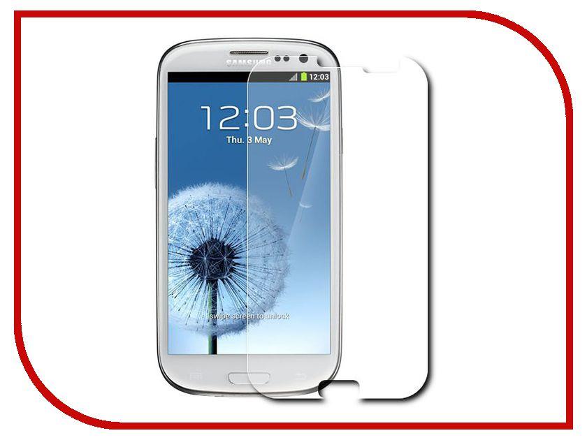 Аксессуар Защитная плёнка Samsung Galaxy S3 Monsterskin Anti Blue-Ray стоимость