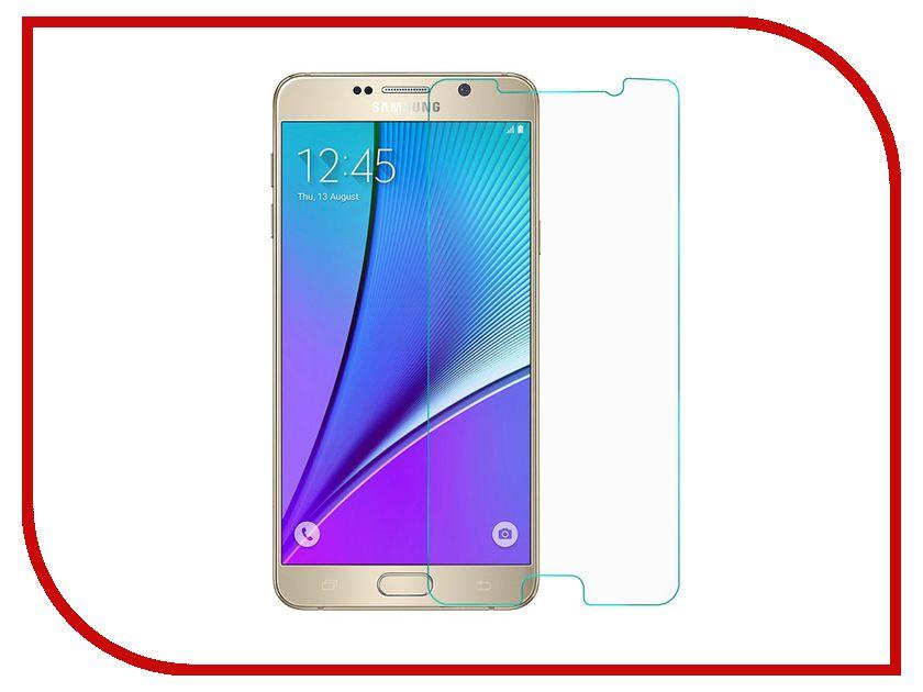 Аксессуар Защитная плёнка для Samsung Galaxy Note 5 Monsterskin Anti Blue-Ray защитная плёнка для samsung galaxy s9 sm g960 прозрачная samsung et fg960ctegru