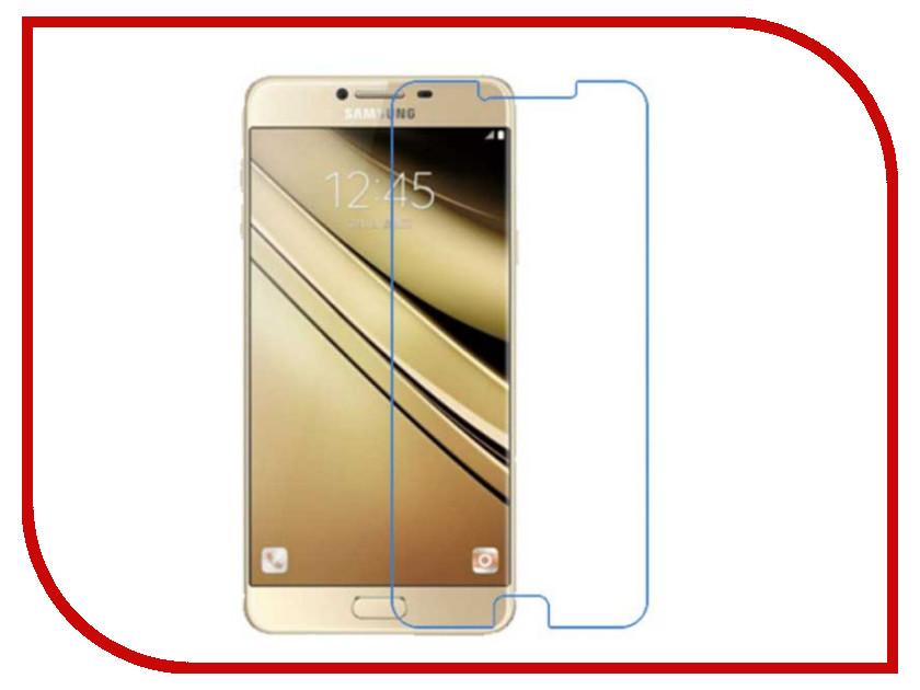 Аксессуар Защитная плёнка Samsung Galaxy C7 Monsterskin Anti Blue-Ray стоимость