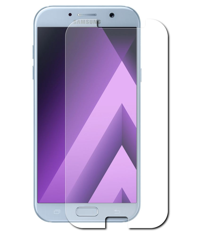 Аксессуар Защитная плёнка для Samsung Galaxy A7 2017 A720 Monsterskin Anti Blue-Ray аксессуар защитная плёнка для samsung galaxy s8 monsterskin 360 s clear