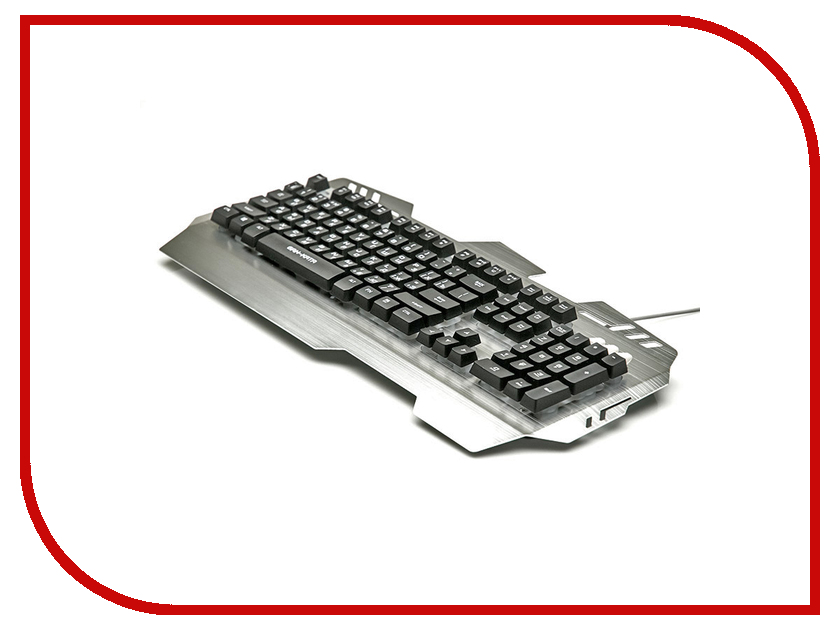 Клавиатура Dialog Gan Kata KGK-29U Silver USB цена и фото