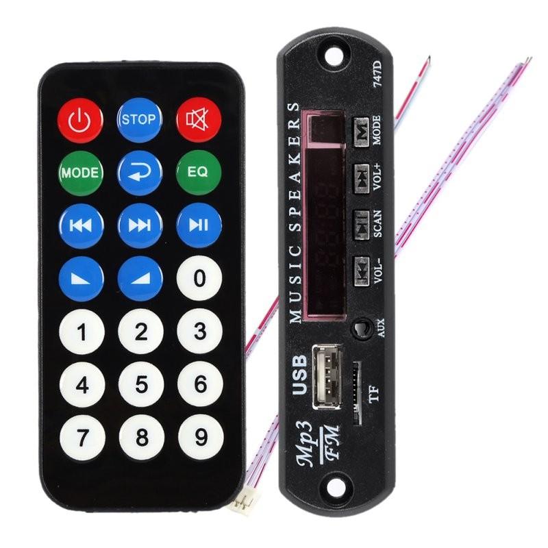 Конструктор Модуль FM приёмника c MP3 плеером Радио КИТ RS031