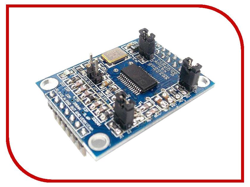 Конструктор Конструктор Радио КИТ RI042 Генератор на микросхеме AD9850 конструктор блок гальванической развязки для программатора avr isp радио кит rc230