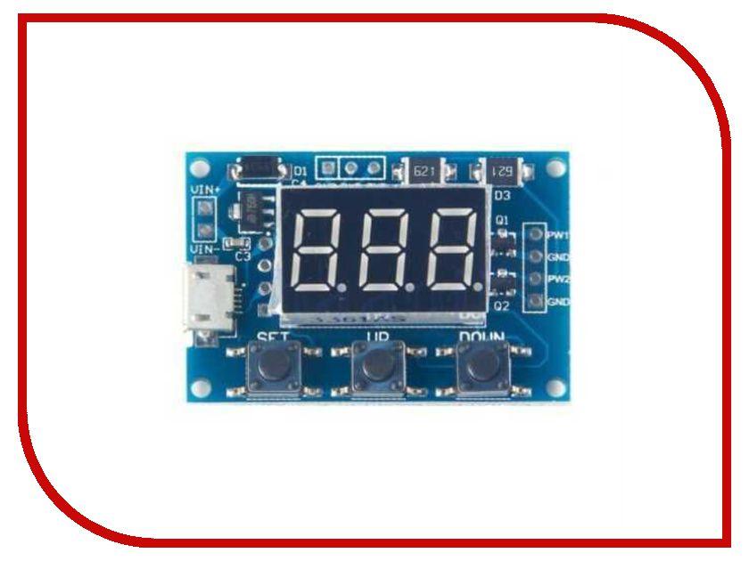Конструктор Радио КИТ Генератор цифровой 2-канальный RI050 конструктор модуль радио кит ra051