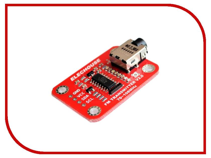Конструктор Радио КИТ Модуль FM передатчик RF033 игрушка конструктор радио кит rf008 модуль радиоприёмника
