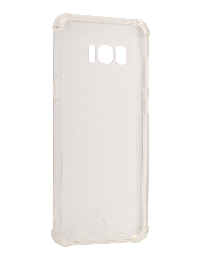 Аксессуар Чехол-накладка Monsterskin для Samsung Galaxy S8 HD Crash Guard аксессуар чехол накладка для samsung galaxy s7 monsterskin hd crash guard