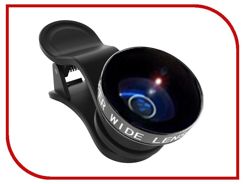 Объектив Kenko Real Pro Wide + Macro с креплением Pro Clip 079730 3 in 1 universal cellphone lens clip 0 67x wide macro lens 180 degrees fish eye lens golden