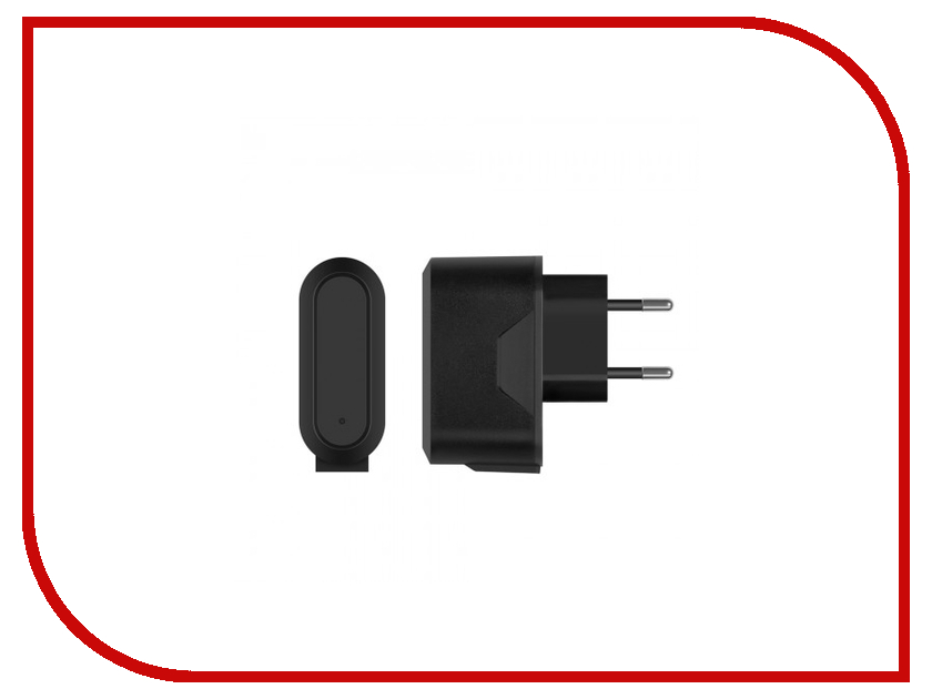 Зарядное устройство Prime Line 2.1A Black PRL-2314