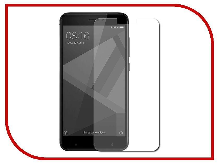 Аксессуар Защитная плёнка для Xiaomi Redmi 4X Monsterskin Super Impact Proof аксессуар защитная плёнка monsterskin super impact proof для apple iphone 7