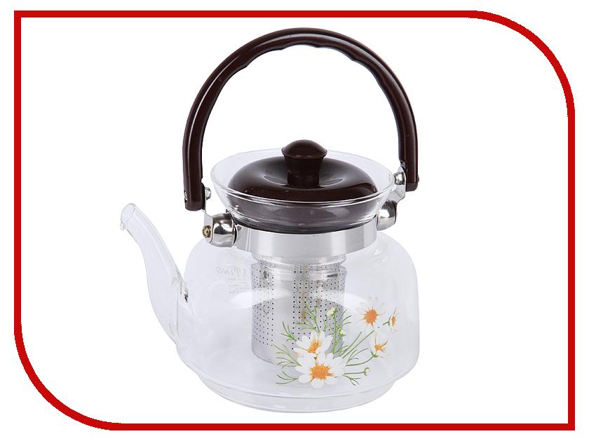 Чайник заварочный Rosenberg RGL-250019 1.1L rosenberg 6464