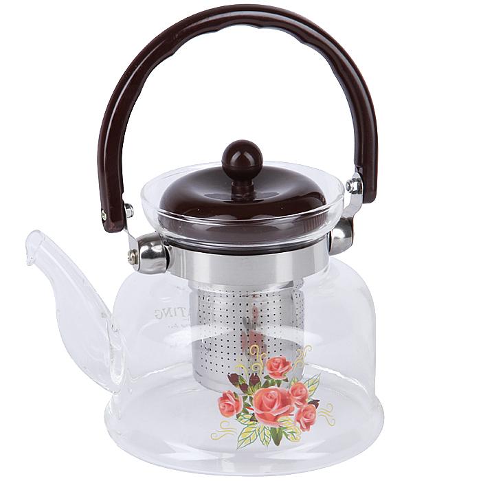 Чайник заварочный Rosenberg 800ml RGL-250021 сахарница rosenberg rgl 140009