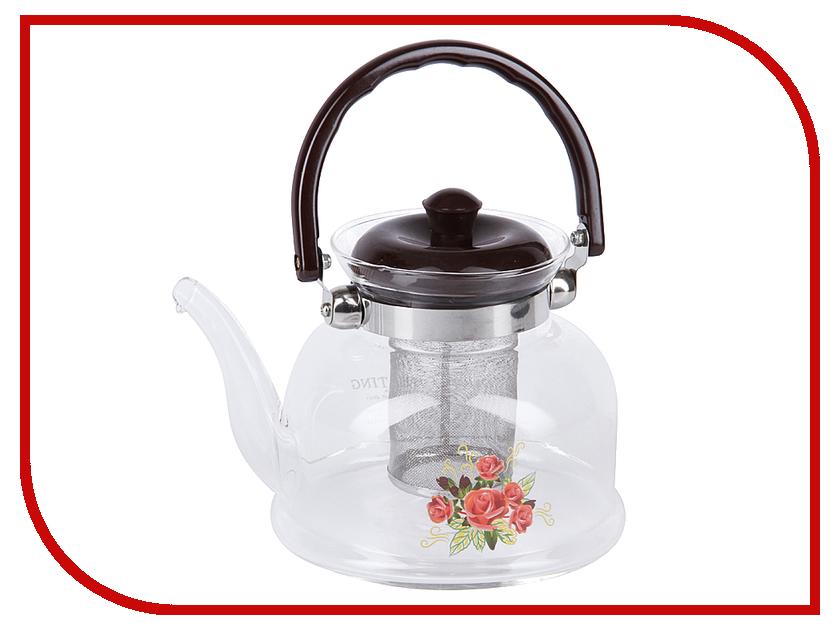 Чайник заварочный Rosenberg RGL-250023 1.4L rosenberg 6464