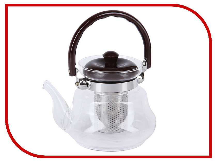 Чайник заварочный Rosenberg RGL-250025 1L rosenberg 6464