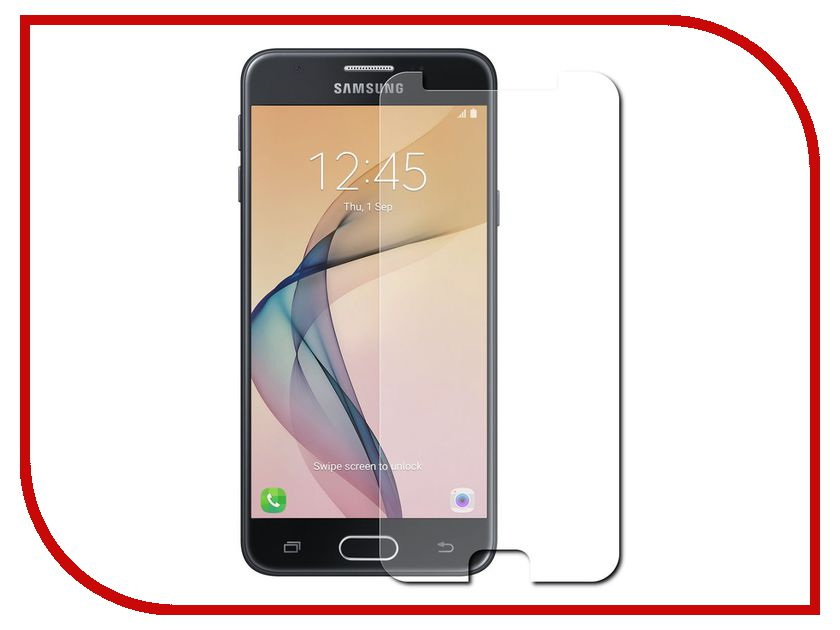 Аксессуар Защитная плёнка Samsung Galaxy J5 Prime G570 Monsterskin Super Impact Proof аксессуар чехол samsung galaxy j5 prime g570 gecko white s g sgj5pr wh