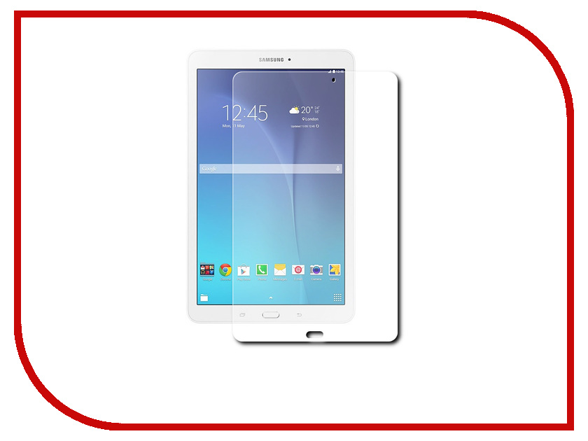 Аксессуар Защитная плёнка Samsung Galaxy Tab E 9.6 Monsterskin Super impact proof