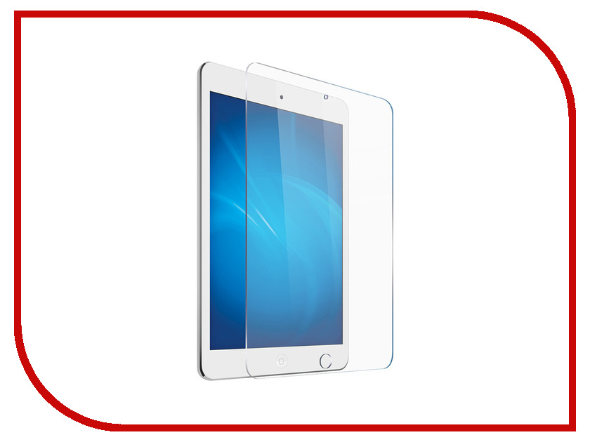 Аксессуар Защитная плёнка Monsterskin Super impact proof для APPLE iPad Mini 1/2/3 крем living proof living proof li028lwhdg83
