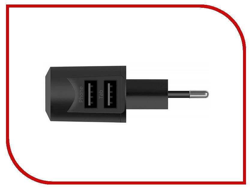 Зарядное устройство Prime Line 2A USB Black 2311 зарядное устройство prime line 2a usb black 2311